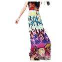 Desigual long dress 61V2LB5 2000 Helsinki