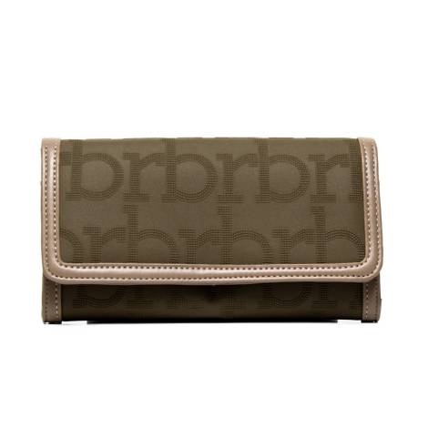 Woman wallet Rocco Barocco RBPS38V113 FREIDA TAUPE