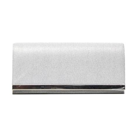 Coveri Collection 165129 silver clutch jewel