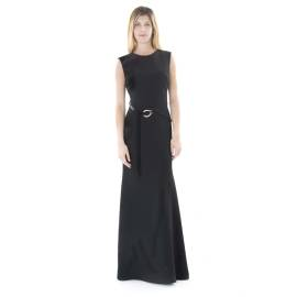 Sandro Ferrone Dress Woman C4 51604 AI17 BLACK