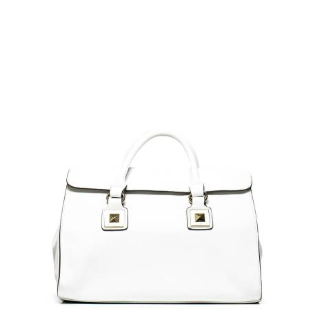 Roccobarocco borsa donna RBBS68R02 bianco