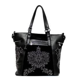Desigual woman bag Argentina Blondie 58X52B9 2000 black