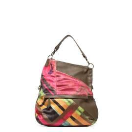 Desigual borsa donna Folded squaring 48X5132 3032 multicolor
