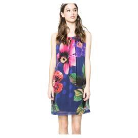 Desigual short dress 61V28B9 5040 Flower
