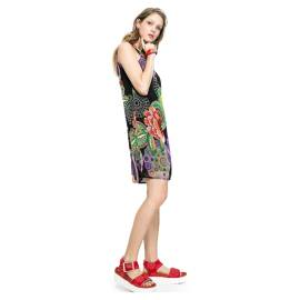 Desigual short dress 61V28T9 5000 Aya