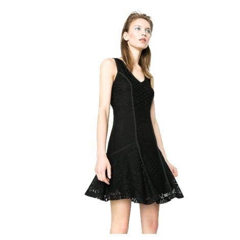 Desigual Vestito corto 61V2LB2 2000 nero