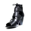 La Femme Plus Sandal Woman High Heel Art. LA3-5 Snapcalf Black