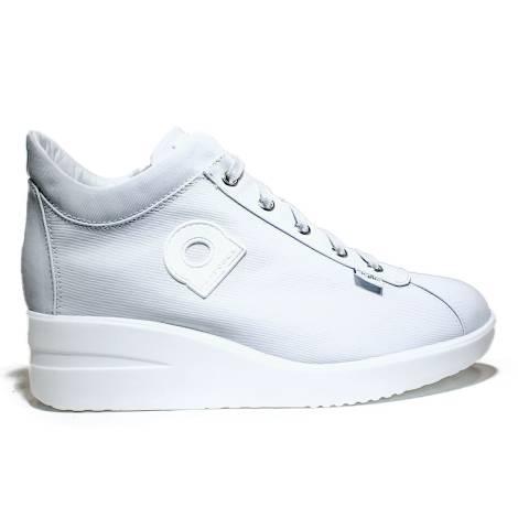 Agile by Rucoline Sneaker Wedge Medium High Art. 0226-82639 226 A Tecno Ice
