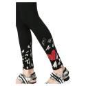 Desigual leggings Nubols 61K20A4 2000 black
