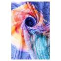 Desigual foulard donna 61W54A1 5063 fantasia