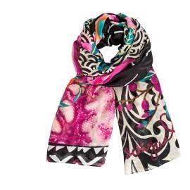 Desigual foulard donna 61W54G3 2000 fantasia