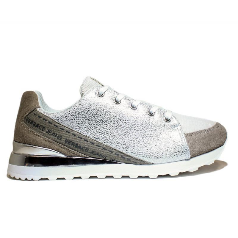 6edfba905cfe3d 75557 Jeans Art 807 Women's Grey Versace Low Sneaker Gymnastic E0vnbsb2  Svgnf6qB