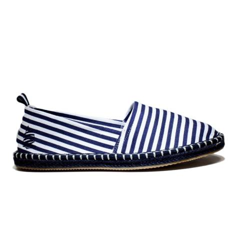Marina Yachting Espadrilles Low Donna Navy Cyclades