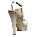 Joel Sandalo Elegante Donna Tacco Alto A336 Iris Beige