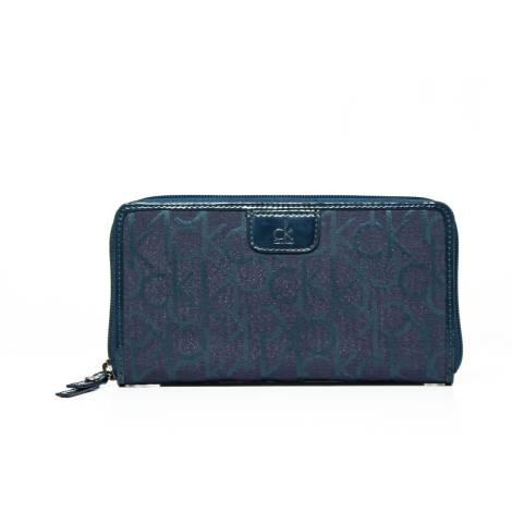 Woman wallet Calvin Klein K53108 C5800 687 0 petroil