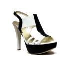 Joel Sandalo Elegante Donna Tacco Alto A336 Cam Beige