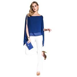 EDAS Luxury Geddi casacca blu