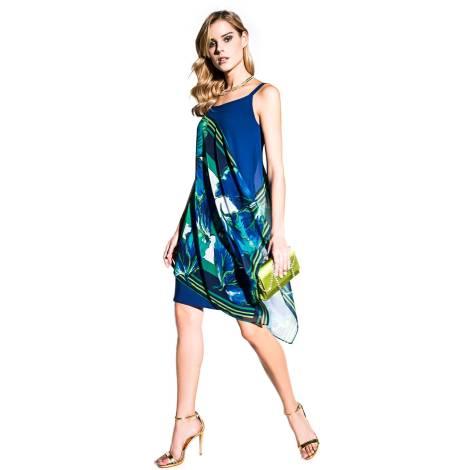 EDAS Luxury Sacavo abito blu