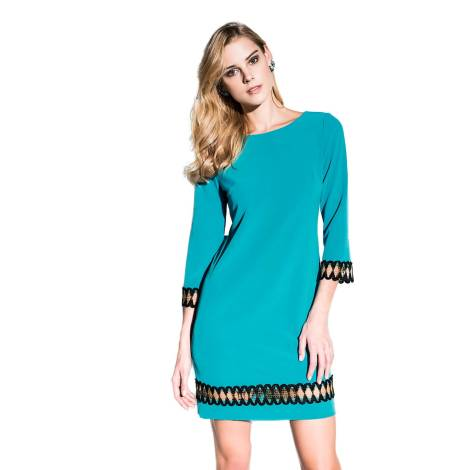 EDAS Luxury Trotto Short dress