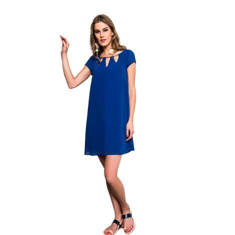 EDAS Garzetto short blu dress