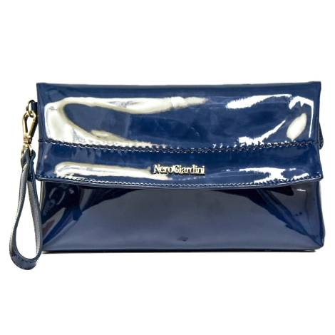 Nero Giardini woman ecoleather bag P543101D 208 marine