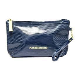 Roccobarocco borsa donna ROBE143522 FICTION BLU