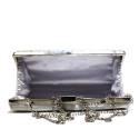 Ikaros woman jewel bag trunk 20516 Silver