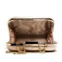 Ikaros borsa gioiello donna pochette A1050NUDE Cipria