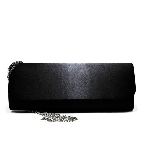 Ikaros gem clutch bag woman 9503 Black