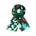 Desigual womens's scarf 61W54A8 4014 Sunrise Rectangle