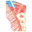Desigual womens's scarf 61W54H6 4098 Foulard Boho Amazona