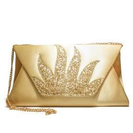 Ikaros borsa gioiello donna pochette A1067ORO Oro