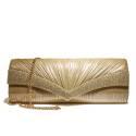 Ikaros gem clutch bag woman A1050ORO Gold