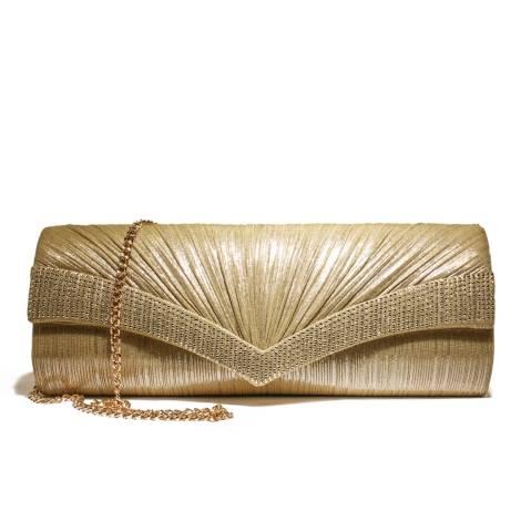 Ikaros borsa gioiello donna pochette A1050ORO Oro