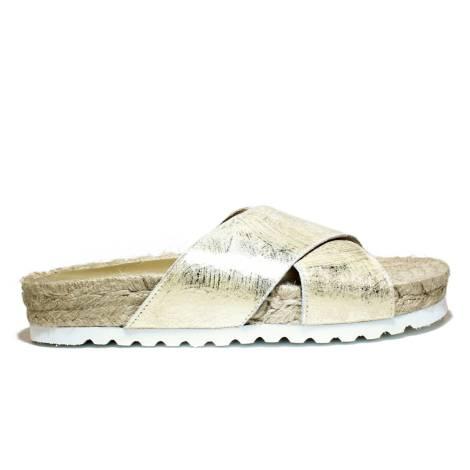 Viguera Sandal Low Woman 1280184230091 Zueco Crack Platinum