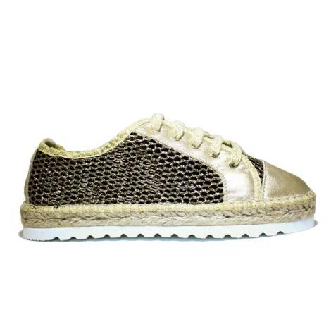 Viguera Sneakers Donna Con Zeppa Bassa 1298212231091 Basket Lumia+Baby Platino