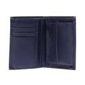 Man wallet Rocco Barocco RBPP0WL26 LEONIDA blu