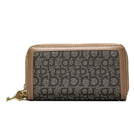 Woman wallet Rocco Barocco RBPS15V47 KYLIE BROWN