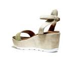 La Femme Plus Sandals Women Wedge Heel Art. 035-4A Suede