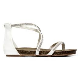 Kharisma sandal 7283 MEDUSA white