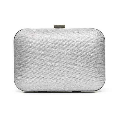 Annaluna woman bag MQ11234B GLITTER silver
