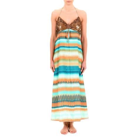 Long dress woman Vacanze Italiane 6032-VE