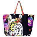 Antica sartoria Positano beach bag woman bag 20161094