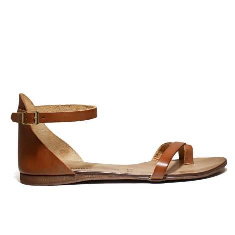 Scarpine Italiane Sandals Low Woman Tropea z.10 Leather