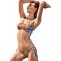 Swimsuit woman Solosole 6043B