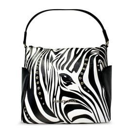 Versace Jeans Borsa Media Donna Art. E1VNBBU3 75304 M60 Nero Bianco