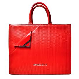 Versace Jeans Borsa Grande Donna Art. E1VNBBB1 75278 500 Rosso