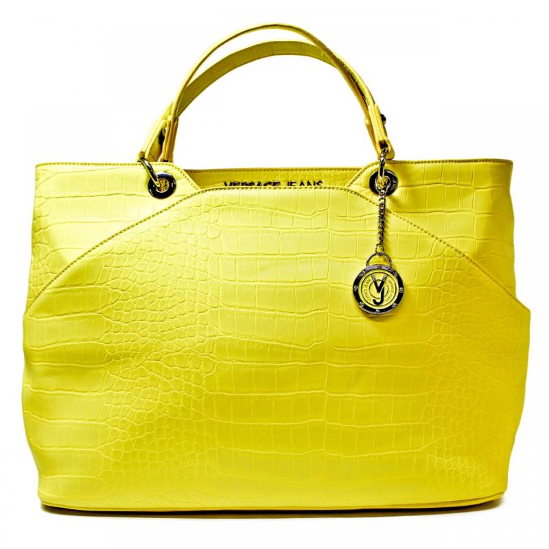 Versace Jeans Borsa Grande Donna Art. E1VNBBC1 75282 600 Giallo d2047d6b761
