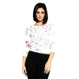T Shirt woman M47 3001N510 PE16 Sandro Ferrone