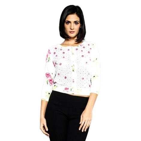 Maglietta donna Sandro Ferrone M47 3001N510 PE16 FUXIA